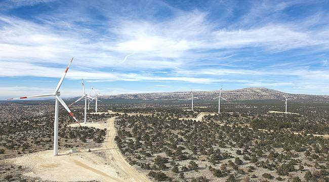 Turkey broke the record for electricity production from wind