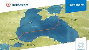The second pipeline is completed in TürkAkım Natural Gas project