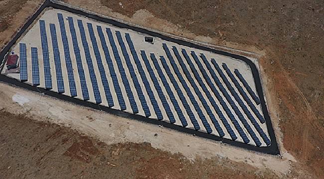 Yılda 1.736.000 kwh lisanssız elektrik üretecek