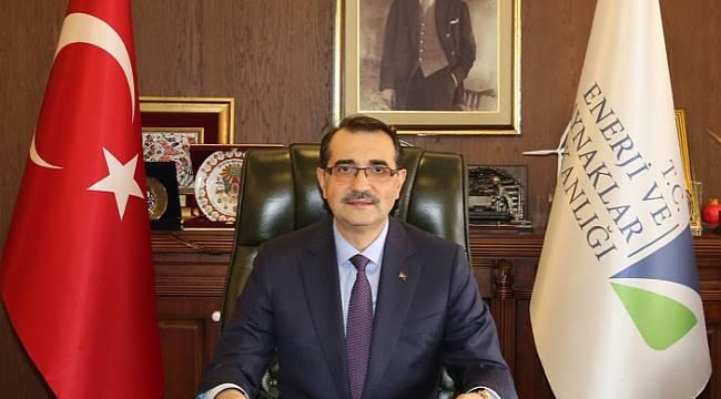 Enerji Bakanı Dönmez Taziye yayınladı