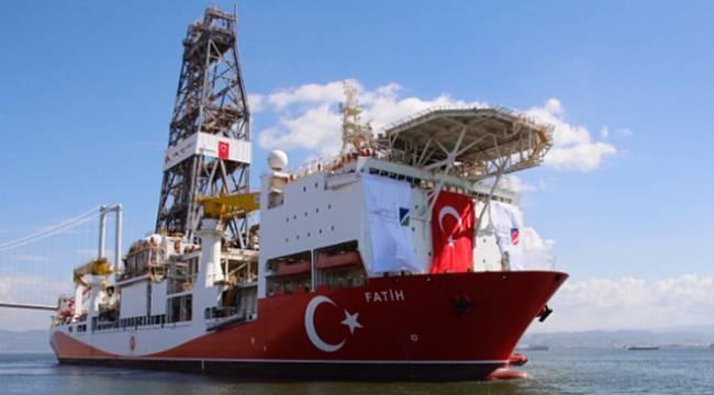 Fatih sondaj gemisinin çalışmaları ve teknik özellikleri