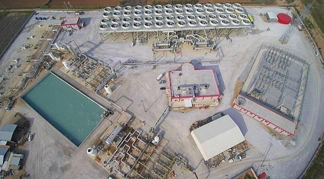 3S Kale JES-1 Jeotermal santrali işletmeye alındı