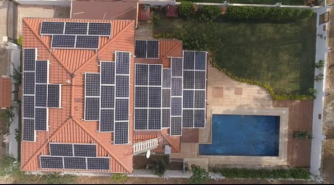 6 evin elektrik ihtiyacını karşılacak