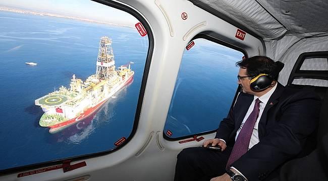 Enerji Bakanlığı: Doğu Akdeniz çalışmalarımız hiç bir aksama olmadan devam ediyor