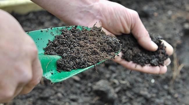 Organik çöplerin ayrıştırılarak 'Siyah Altın'a' dönüştürülüyor