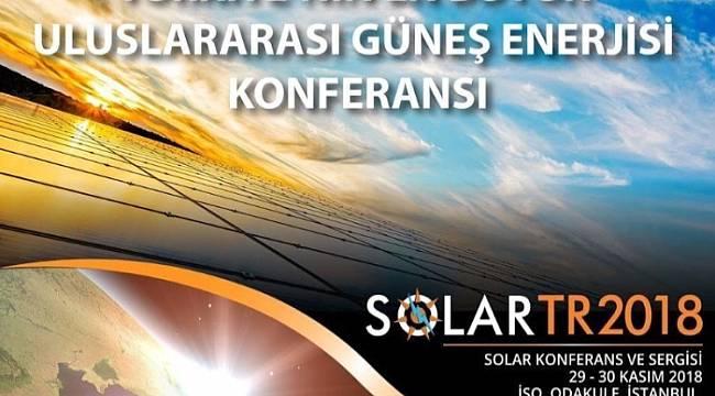 İSTANBUL'DA: Güneş Enerjisi konuşulacak