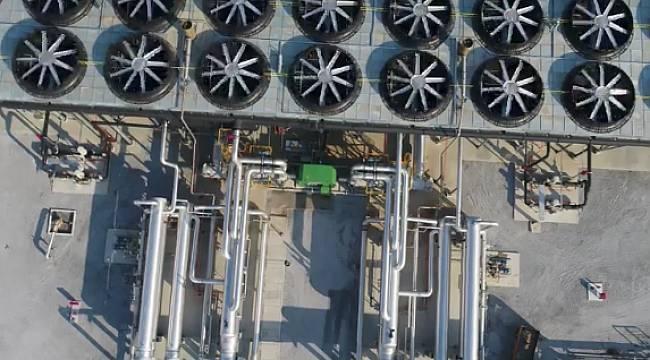 JES kurulu gücü 210 MW'ye çıktı