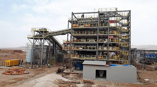 Mardin'deki santral mısır ve pamuk saplarından 30 bin evin elektriğini karşılayacak