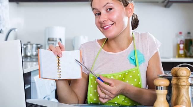 MUTFAK HESABI: Doğal gazla yemek pişirmek ayda 19 lira
