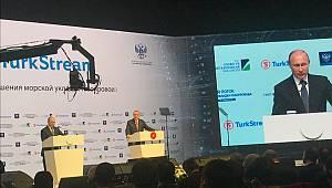 TürkAkım doğalgaz boru hattı Karadeniz bölümü tamam!