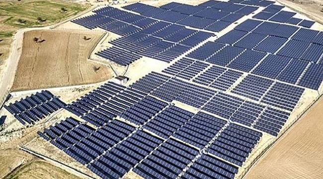 1.250 konutun 1 yıllık elektriğini güneşten karşıladı