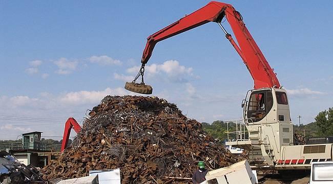 21 bin ton E-Atığı geri dönüştürdü