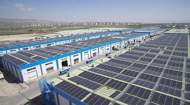 Güneş santrali kurdular: Elektriğin yüzde 30'unu karşılayacaklar