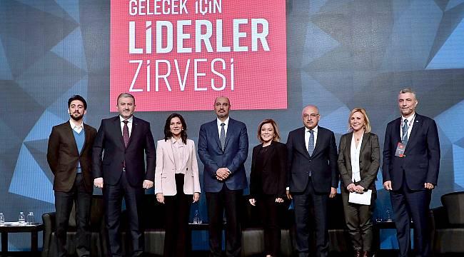 İş Dünyasının Liderleri Sürdürülebilir Ekonomi İçin Buluştu