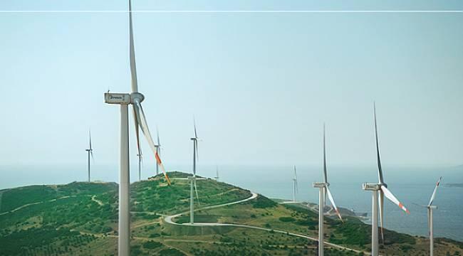 PETKİM'in rüzgar santrali 51 MW kapasite ile çalışıyor