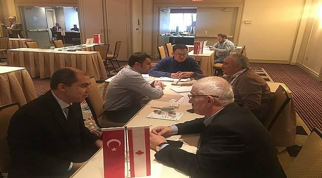 Türk doğal taş sektörü bu kez Kanada'daydı