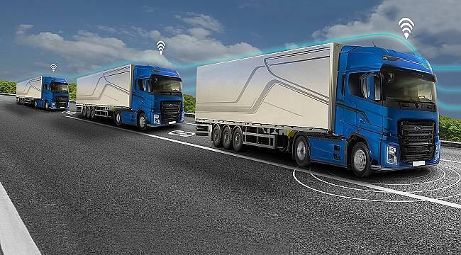 TÜRKİYE'DE İLK: Tam otonom sürüş için AR-GE işbirliği başlattı