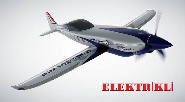 Dünyanın en hızlı elektrikle uçağını üretecek: Saatte 480 km