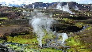 AFYONKARAHİSAR'DA: Jeotermal kaynak ruhsatlı sahalar ihalesi açıldı