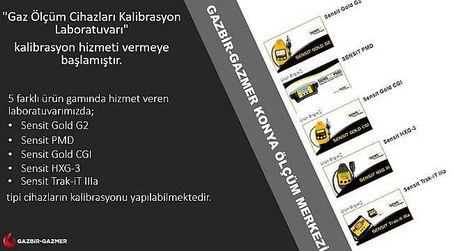 Gazbir-Gazmer Konya'da açtı