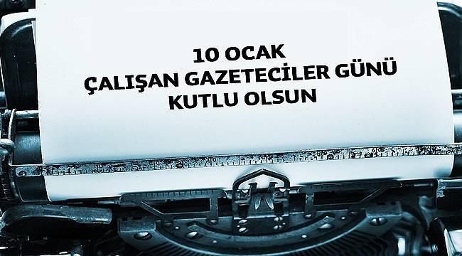 Limak Enerji  '10 Ocak Çalışan Gazeteciler Günü' mesajı!