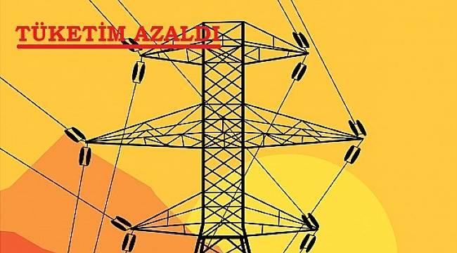 Yılın ilk gününde 651 milyon kwh elektrik tüketildi