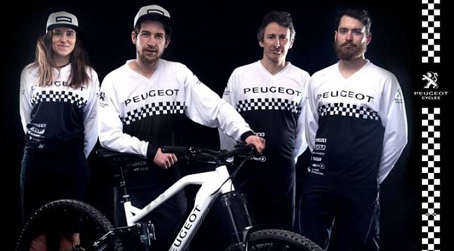 Introduces Electric Bike Team