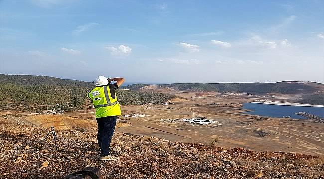 Akkuyu'nun 1. Güç Ünitesinin beton dökme çalışmaları tamamlandı