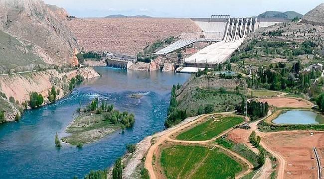Barajlara gelen su miktarı Şubat ayında rekor kırdı