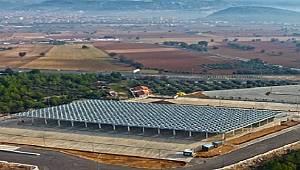 GÜNDER: Türkiye'nin ilk güneş enerjili otogarı
