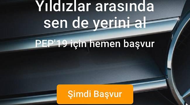 Mercedes-Benz Türk: Başvuru için son gün