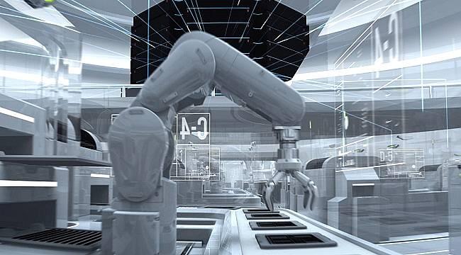 Robot nüfusu 2,5 milyona çıktı