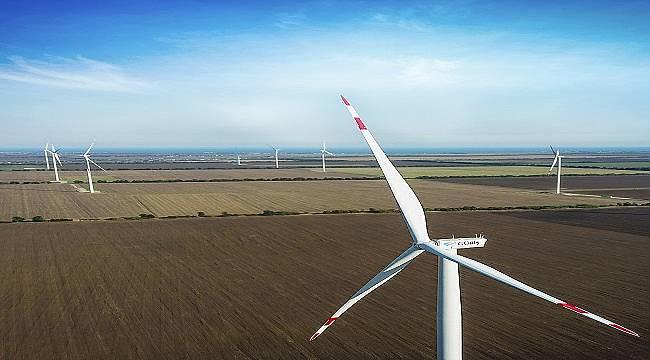 Ukrayna'daki 30 megawatlık rüzgar enerjisi santral yatırımını tamamladı