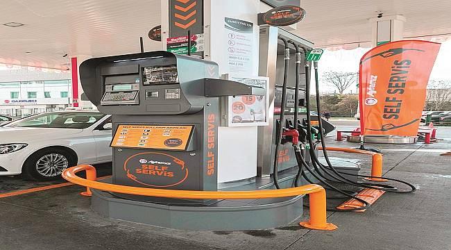 Aytemiz: Tüketiciler araçlarına yakıtlarını tamamen kendileri dolduruyor