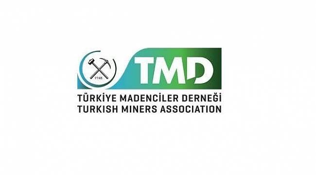 Türkiye Madenciler Derneği: YAYINLANDI