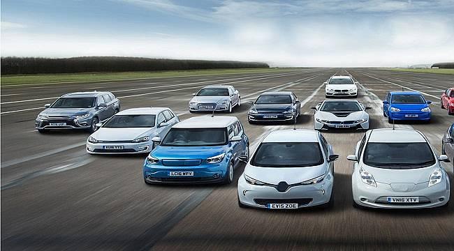 TEHAD: Elektrikli ve Hibrid araçların bir haftası olacak
