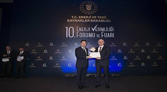 Tüpraş: Sanayide Enerji Verimliliği Yarışmasında 2 ödül kazandı