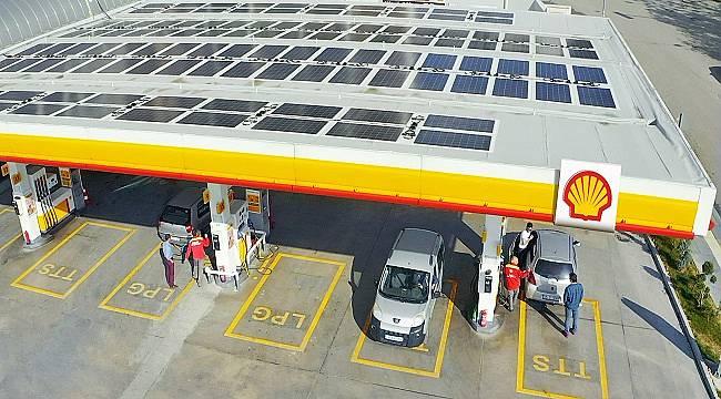 Güneş enerjili ilk istasyonunu ANKARA'da açtı!