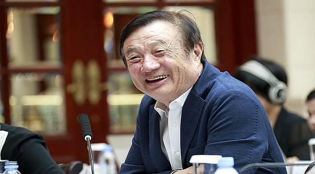Huawei Kurucusu Ren Zhengfei: Bilgi Toplumunu Birlikte İnşa Etmeliyiz