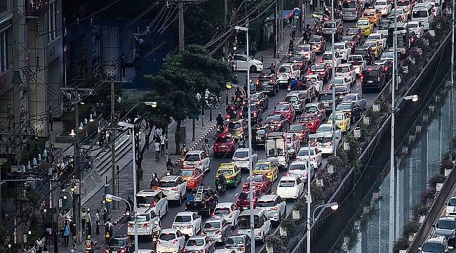 İstanbul Trafiğin en yoğun olduğu ikinci şehir oldu: DÜNYADA