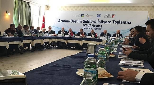 PETFORM İştişare Toplantısı Diyarbakır'da yapıldı