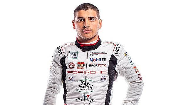 Porsche Mobil 1 Super Cup'ta yarışan ilk Türk sporcu!