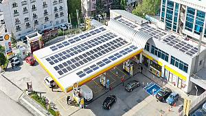 Shell Solar has opened its first station in Turkey in Ankara
