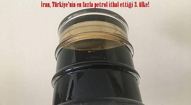 Türkiye İran'dan ne kadar petrol alıyor?