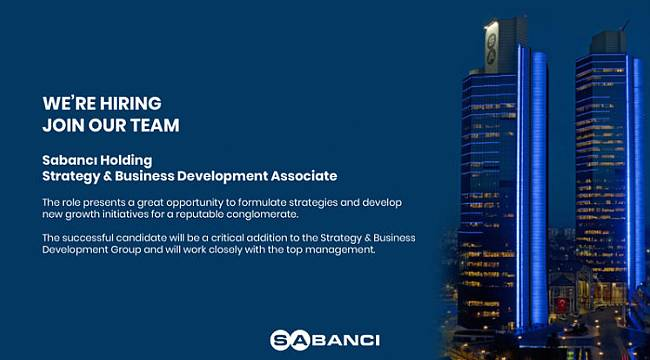 We are looking for a Strategy & Business Development Associate