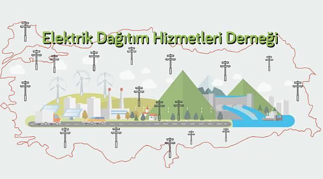Elektrik Dağıtım Hizmetleri Derneği '3 milyon TL' bağışladı