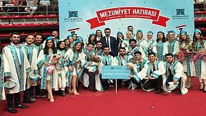 'Enerji Yönetimi Bölümü' ilk mezunlarını verdi!