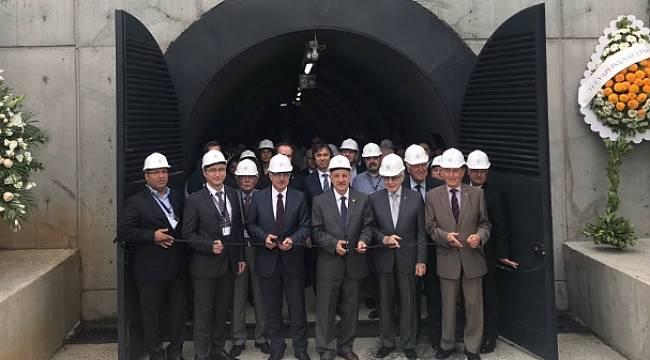 İTÜ Madencilik Eğitim Galerisi açıldı