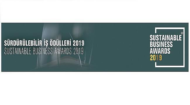 'Sürdürülebilir İş Ödülleri 2019' başvuru süresi 22 Temmuz'a uzatıldı