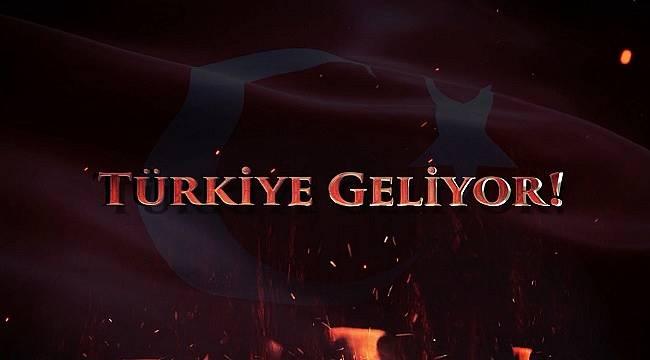 Türkiye - İzlanda maçı için özel hazırladı: LİMAK ENERJİ